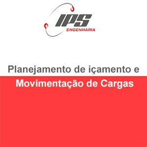 Planejamento de Içamento e movimentação de cargas