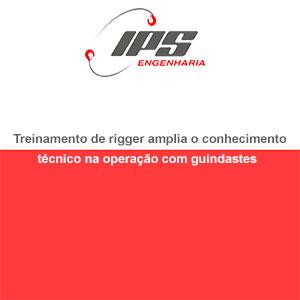 Treinamento de Rigger amplia o conhecimento técnico na operação com guindastes
