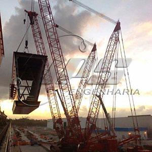 Goliath Crane – 1.500,0t