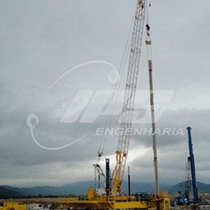 Construção do Terminal Pontuário da DP World