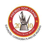 Premiação TOP CRANE 2010